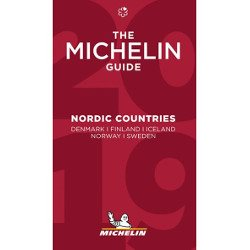 Michelin Guide Rouge: Nordic 2019